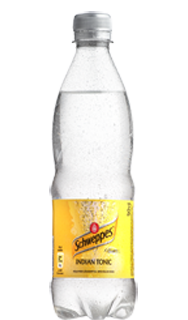 Schweppes Tonic 50 cl.